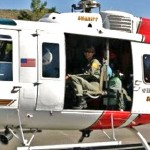Hikers Airlifted From Monkey Face Falls