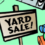Free Yard Sale Permits At City Hall