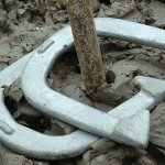 Old Miners Days Feature Horseshoes And Picnic