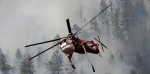Wildfire Night Flying Approved By Forest Service