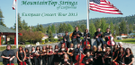 Concerts Benefit MountainTop Strings European Tour