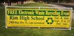 UPDATE: Recycle Unwanted Electronic Waste September 23
