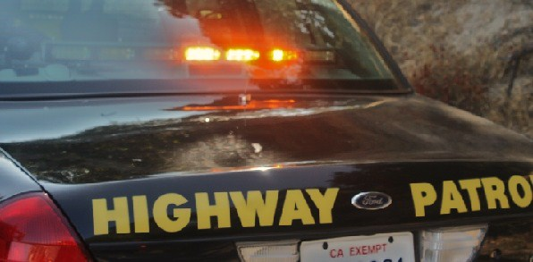Highway 38 Crash Injures Two