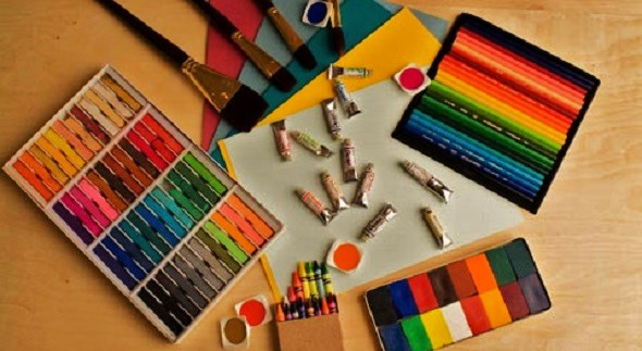 a term paper in learning materials in art