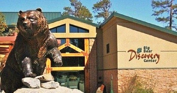 Summer at the Big Bear Discovery Center