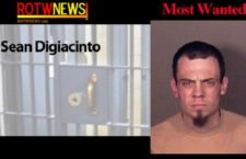 MOST WANTED: Sean Vincent Digiacinto