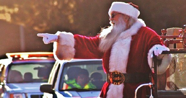 UPDATE: 34th Annual Blue Jay Christmas Parade DECEMBER 14