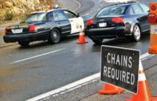Caltrans Reporting Chain Controls On Highways 18 And 330