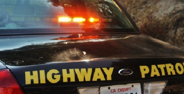 CHP Investigating Fire Truck Verses Pedestrian Accident