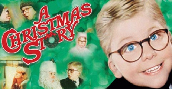 "OH FUDGE! It's A Hilarious Live Reading Of ""A Christmas Story"""