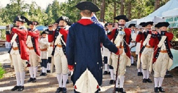Colonial Christmas Concert Offered By Mountain Fifes & Drums December 15