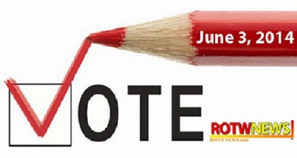 23rd State Senate Special Election Set For June 3