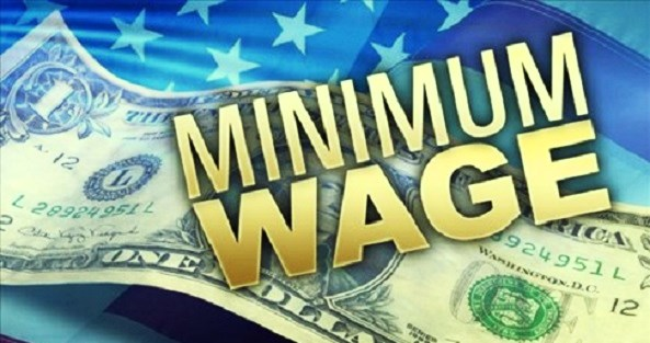 MINIMUM WAGE Dollar
