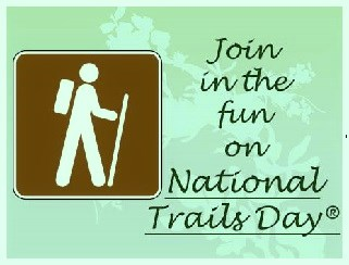 Happy Hills Trail Opening and National Trails Day 2017