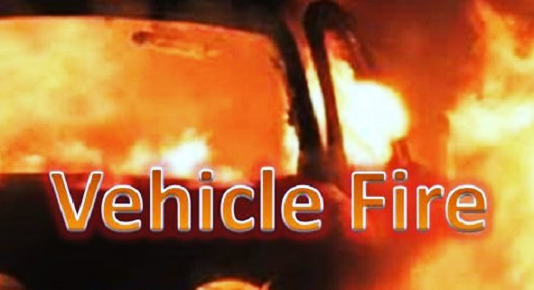 UPDATE: Vehicle Fire Ignites Vegetation In Cajon Pass