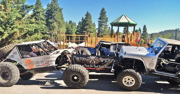 Second Annual BBOR Jeep Show Rolls Into The Farmer's Market