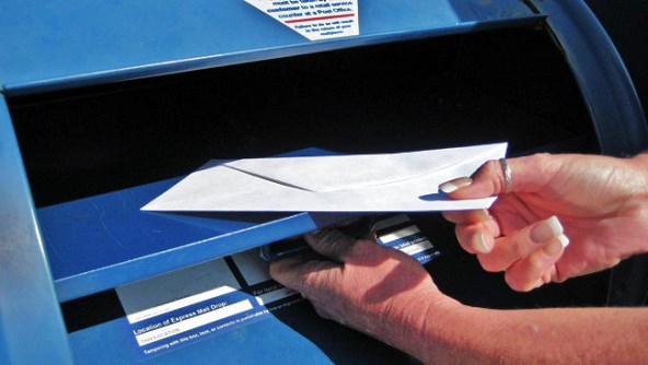 Mail Theft Reported Outside Big Bear Valley Post Offices
