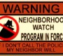Neighborhood Watch Programs Help Take A Bite Out Of Crime