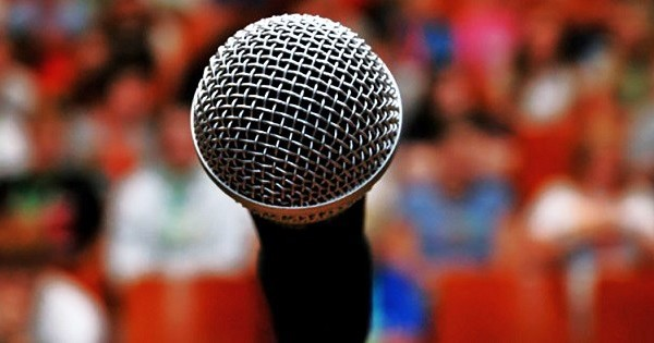 T-O-A-S-T-M-A-S-T-E-R-S: Relief From Indigestion Caused By Public Speaking