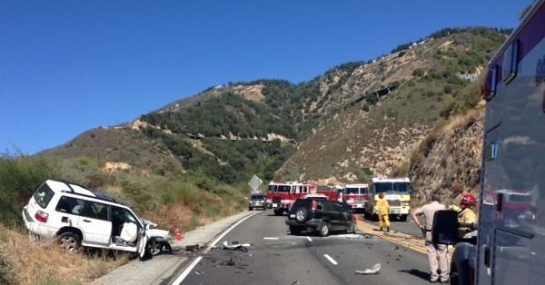 UPDATE: Highway 18 Crash Victims Identified By Coroner