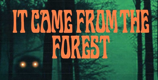 """Historical Society Whodunnut? """"It Came From The Forest"""" Dinner And Show"""