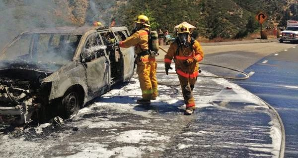 CHP and First Responders Kept Busy By Multiple Incidents