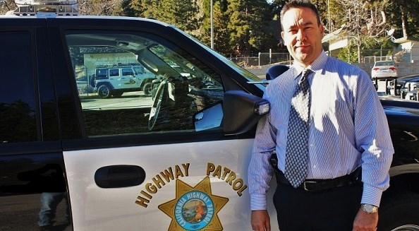 Arrowhead Area CHP Commander Heading To Marin Area Office
