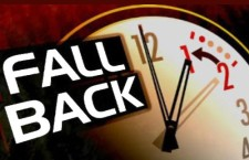 Fall Back Daylight Saving Time Ends On Sunday, November 2