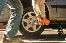 Tires Being Punctured By Vandal(s): SUSPECT VIDEO