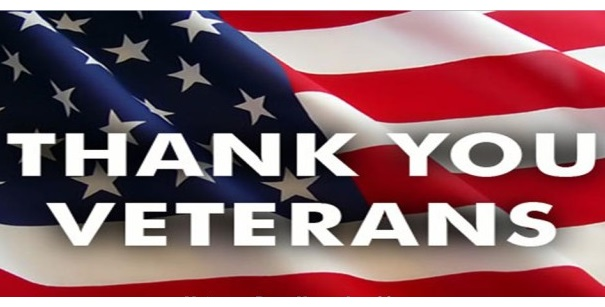 VETERANS Thanks
