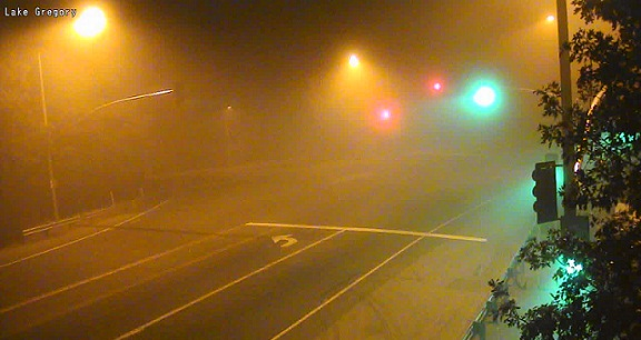 Tips For Driving In Fog On Mountain Roads