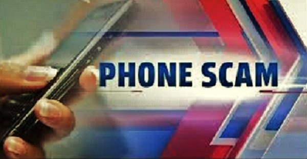 Sheriff's Department Warns Citizens About Local Phone Scams