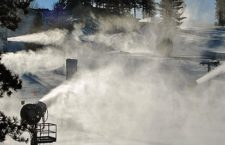 Snow Valley's Energy Efficient Fan Guns Continue Snowmaking Operations