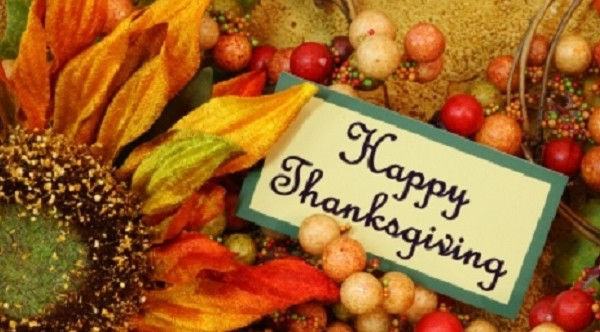 Closures On Thanksgiving Day