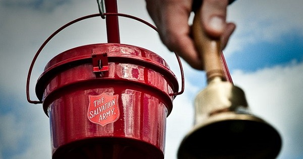 Donations Collected At Salvation Army Red Kettle Sites Help Less Fortunate