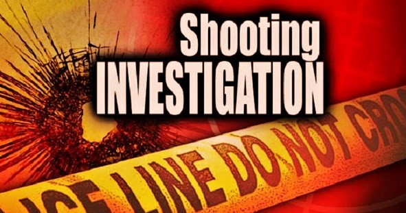 Detectives Investigating Accidental Shooting Incident