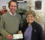 Crest Forest Seniors Collect $896.24 Recycling Check From Burrtec
