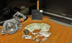 Stolen Property Recovered During Search Warrant: Three Arrests