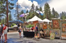 A Call For Artists For 12th Annual Big Bear Artwalk