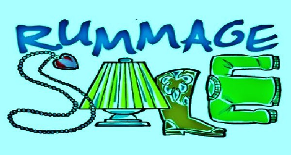 Rummage Sale March 29 For Rim High Track & Field Program