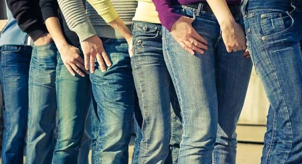DOVES To Call Attention To Domestic Violence On Denim Day -- April 29