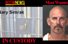 UPDATE: Most Wanted Subject Gary Simrak Now In Custody