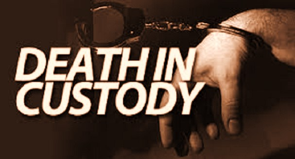 In Custody Death Investigation Underway: Suicide