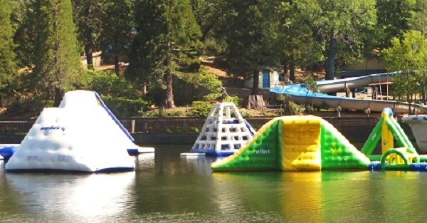 "An Iceberg Coming To ""The Waterpark at Lake Gregory"""