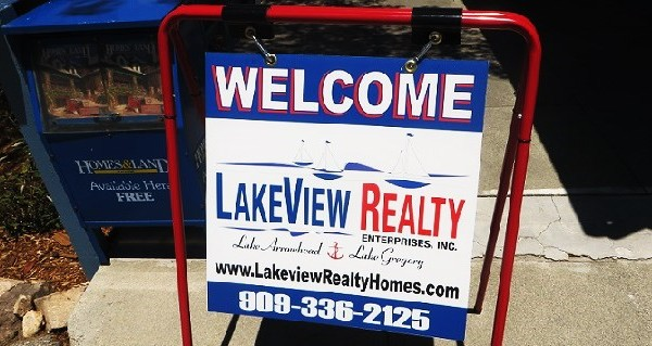 LakeView Realty Sets Ribbon Cutting For New Lake Arrowhead Office