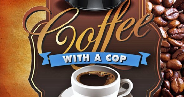 Coffee With A Cop May 27 At The Copper Q