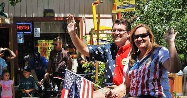 Grand Marshal Named For Heritage Parade: Assemblyman Jay Obernolte