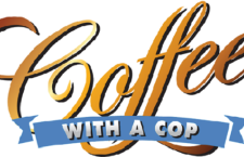 """""""COFFEE WITH A COP"""" June 14 at Starbucks in Blue Jay"""