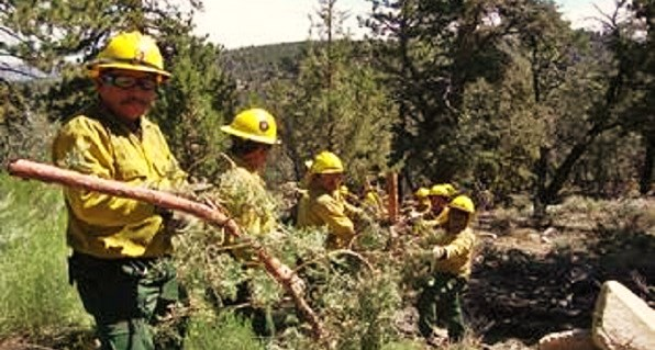 UPDATE: Main Lake Fire Incident Command Center Being Dismantled