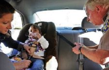 Child Safety Seat Event Part Of Mountain Communuities Lions Health Fair